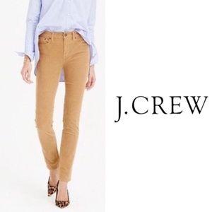 J Crew Matchstick Corduroys